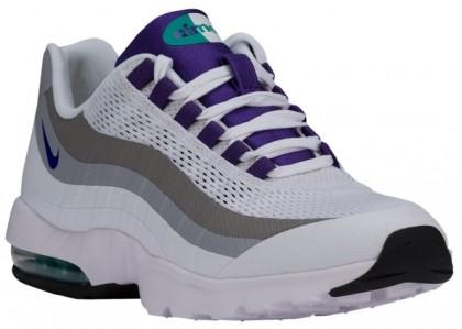 Nike Air Max 95 Ultra Weiß/Smaragd Grün/Cool Grau/Court Perle Damen Sneakers