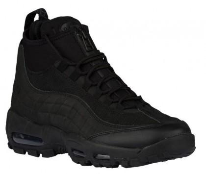 Nike Air Max 95 Sneakerboots Herren Herrenschuh Schwarz