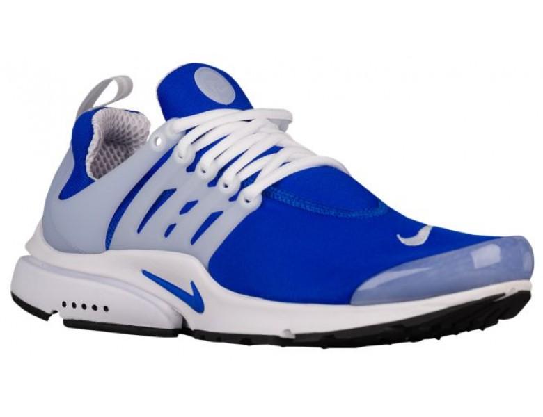 Nike Air Presto Herren Turnschuhe Rennfahrer Blau/Weiß ...