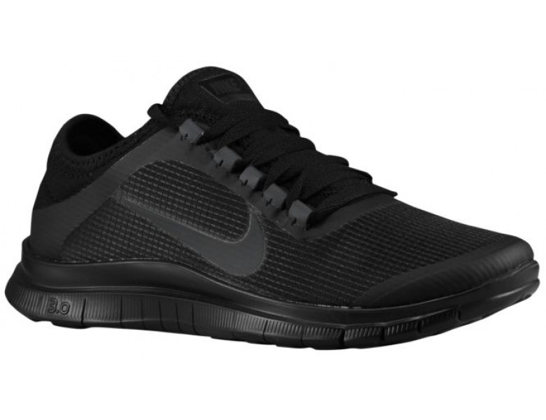 Nike Free 3.0 V5 Ext Damen Laufschuh SchwarzAnthrazit