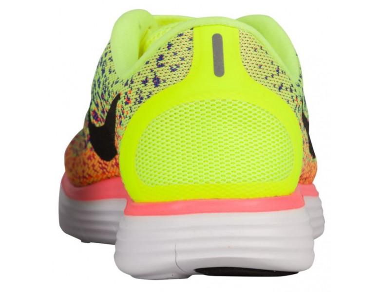 Herren Nike Free Rn Distance VoltSchwarzPersisch Violett